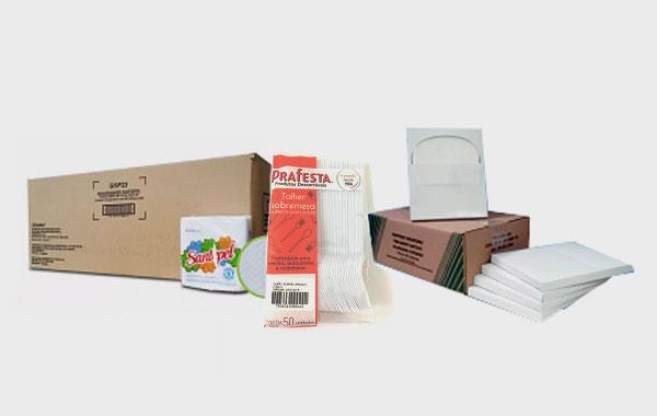 Delivery de Materiais Descartáveis
