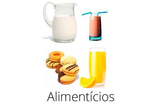 ALIMENTÍCIOS